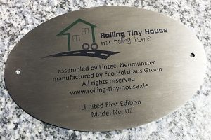 Rolling Tiny House Limited First Edition