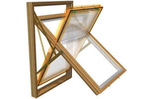 Rolling Tiny House Topswing Fenster