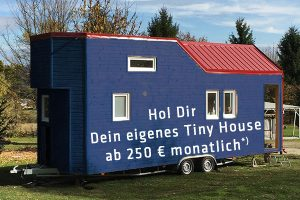 Rolling Tiny House Finanzierung