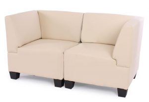 Rolling Tiny House Sofa creme