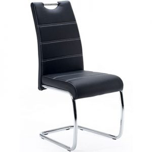 RTH tiny chair black