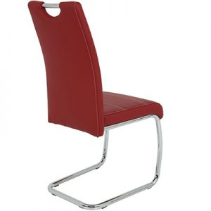 RTH tiny chair red
