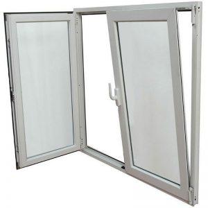 Fenster ohne Mittelsteg
