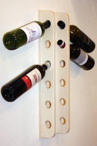 RTH Wein- und Flaschenwandregal