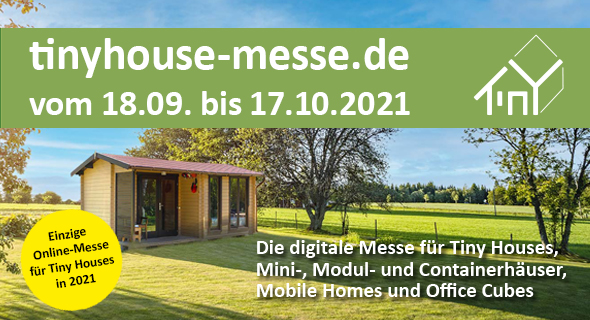 Tiny House Online-Messe 2021