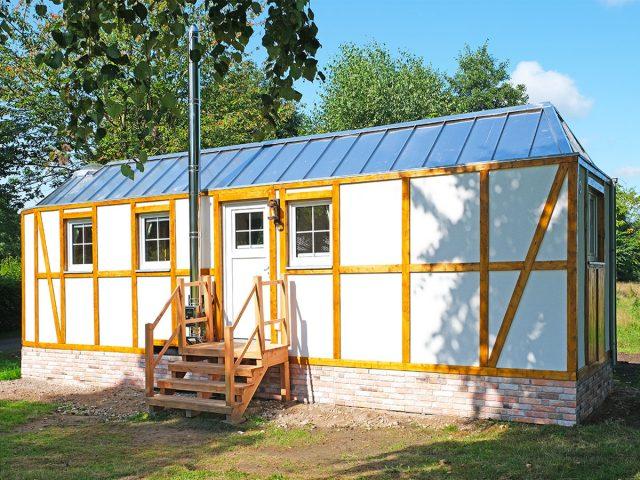 Tiny House KfW-55-förderfähig - Rolling Tiny House
